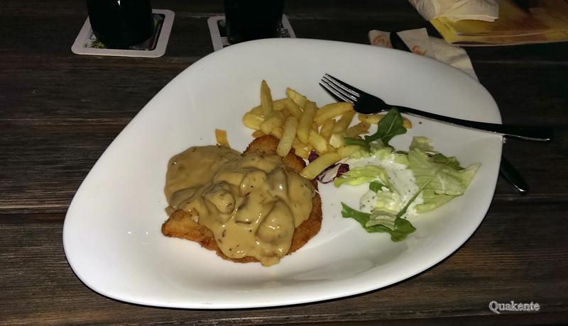 Cafe Del Sol Schnitzel Urlaub