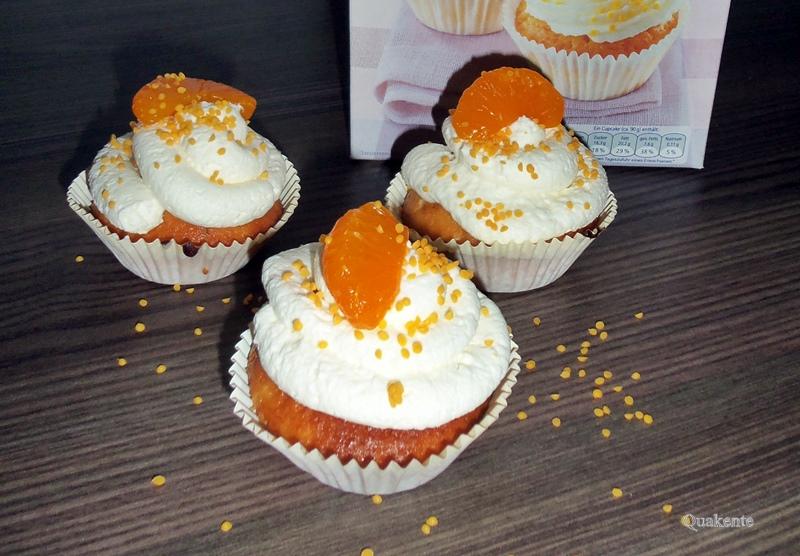 Dr.Oetker Cupcakes Mandarine