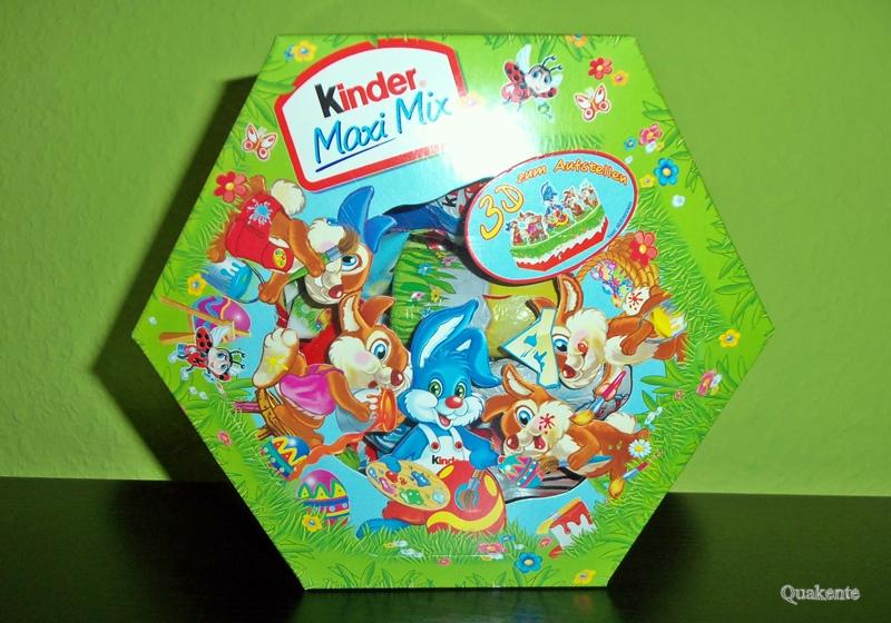 Kinder maxi mix