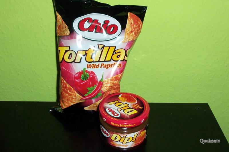 "Chio Tortillas ""Wild Paprika"""