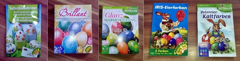 Eierfarben Heitmann