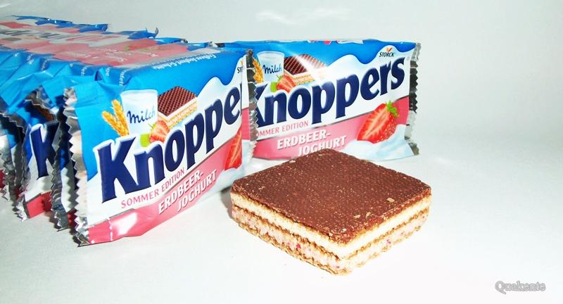 Knoppers Erdbeer-Joghurt