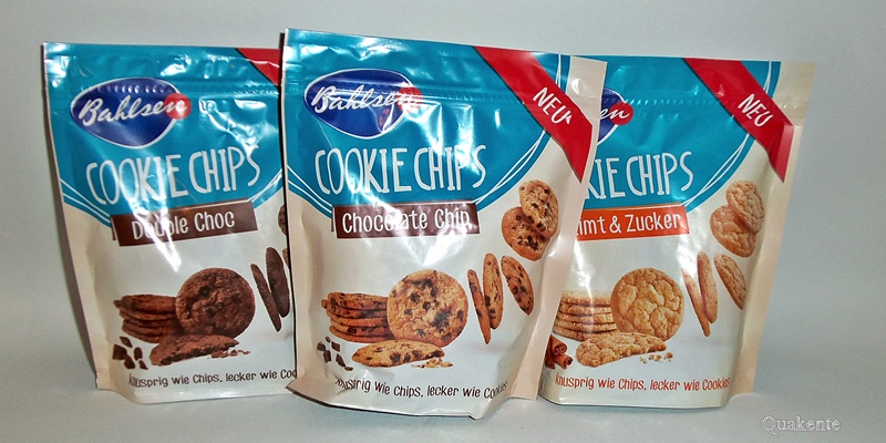 Bahlsenk Cookie Chips